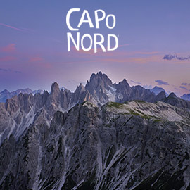 Caponord abbigliamento montagna